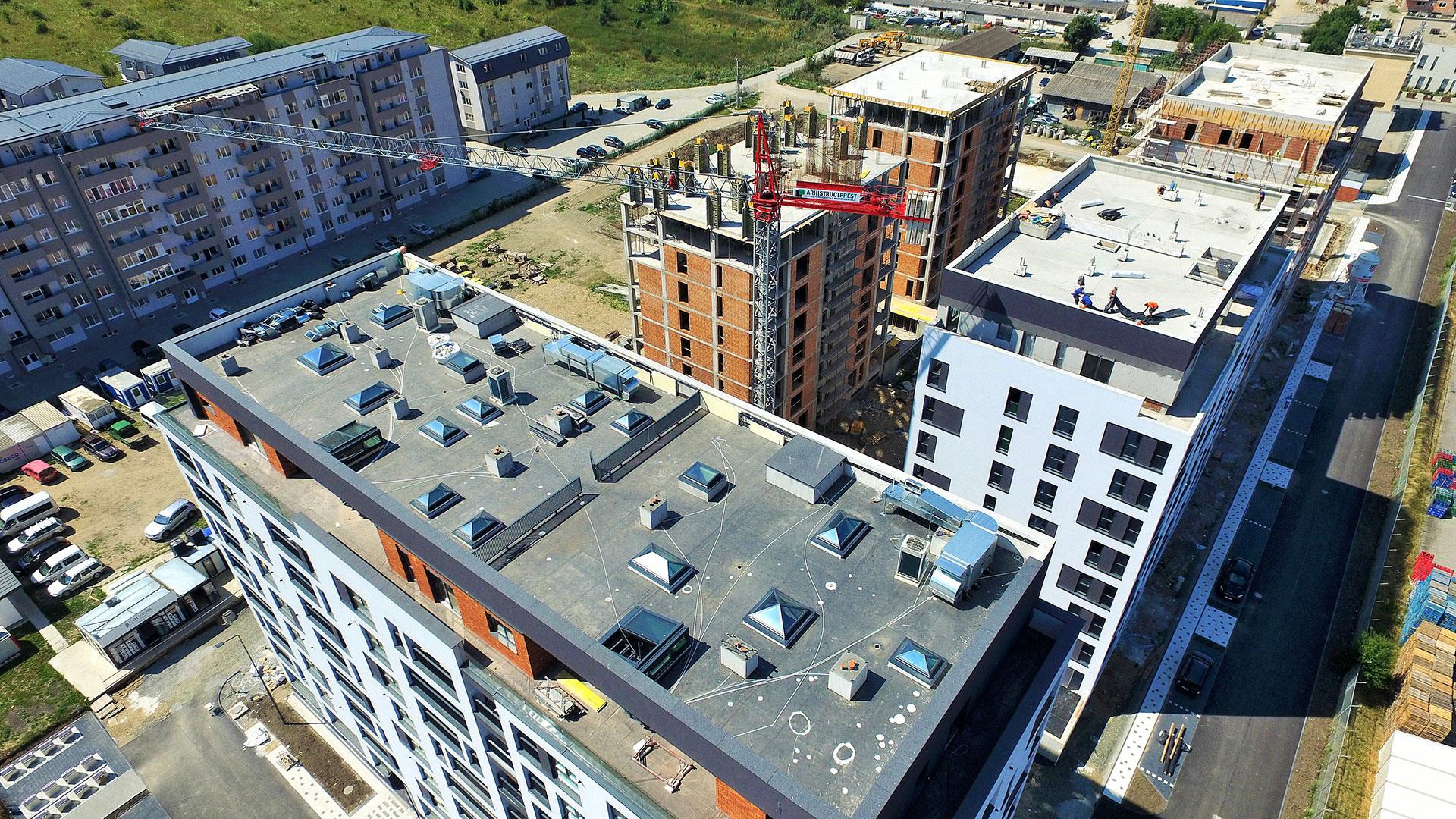 Apartamente Floresti Stadiu Proiect Columna Residence
